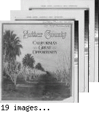 Sutter County California's Great Opportunity; brochure