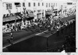 South San Francisco Bicentennial Parade - haval band (1958)