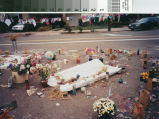 Impromptu 9/11 street memorial, 3 of 6