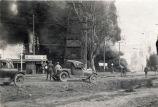 Santa Fe Springs Oil Fire