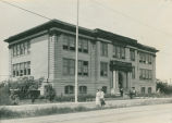 [Photograph of Richmond Union High School, 1914]