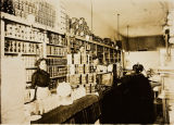 Interior of the Hauverman's Store, also known as the Banning Merchantile Company in Banning, California