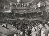 [Photograph of interior of Civic Auditorium]