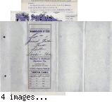 Examination of title to lot #1 Jeremiah Fallon tract, Dublin