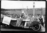 Society Lombarda parade car [photograph]