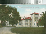 Postcard of the Hayes Mansion, Edenvale