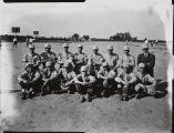 Mary A. Smart photograph of the Garden Grove High School boys baseball team