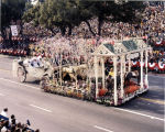 Pasadena Tournament of Roses Parade--Arcadia Float, 1979