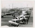 1970's parking lot