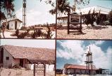 [Four churches in Mission Viejo, circa 1970-1979 slide].