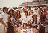 Victorino G. Mercado and Family Naval Academy Graduation