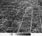 Aerial view of Pacoima public housing development site