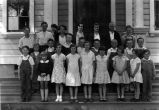 Murray School class photograph, (1932)