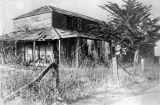 Ruins of Bernardo Yorba's adobe