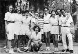 BCIers at Brandeis Camp Institute