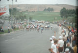 [Miller High Life Classic Bicycle Race, 1973 slide].