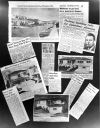 News clippings about post-war housing from the Daily News, Los Angeles, California paper.: Photograph
