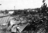 1938-11-05 Main St., Yorba Linda Fire