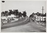 6th Street and California, looking East, circa 1948.