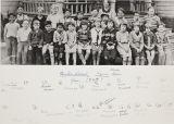 Center School class, Azusa, 1928