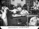 Mechanics laboratory / Lee Passmore