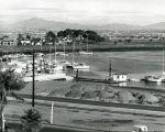 Coronado Yacht Club, c. 1960.
