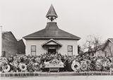 Ju-Kichi Nakano funeral, Guadalupe Buddhist Church.
