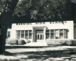 Banning High School Administration building