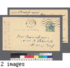 Postcard from Mrs. H. Itaya to Claire D. Sprauge, 5-25-42