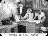 Staff of the Aztec / Lee Passmore