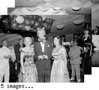 """""""James Stewart. PW voy #51.  Feb. 1955. HVW"""" 5 negs 3'd 340, 512, 513, 514, 515. Unassigned."""