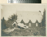 St. Matthew's Episcopal Church after the 1906 earthquake