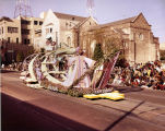 Pasadena Tournament of Roses Parade--Arcadia Float, 1973