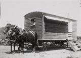 Photograph of chuck wagon