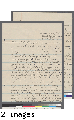 Letter from Haru Tanaka to Claire D. Sprauge, 7-11-42