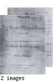 First Programme of the Los Angeles Symphony Orchestra