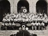 Orchestra, Citrus Union High School, 1929-1930
