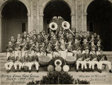 Band, Citrus Union High School, 1929-1930