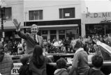 Congressman Leo J. Ryan at United States Bicentennial Parade, South San Francisco, July 4, 1976