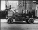 San Francisco Gas and Electric Truck