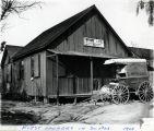 Wing Lee Laundry, South Pasadena, 1900