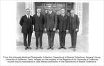 Judging, Dairy. Left to right: Professor G.D. Turnbow (coach), L.R. Johnson, W.S. Giddings, J.J. McNamara, R.W. Garrett