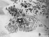 Photograph of Farm Labor Camp, December 24, 1955 Flood