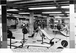 Recreation Hall, weight room