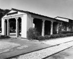 Union Pacific Railroad Station in East Los Angeles