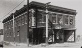 Hickox photograph of Home Telephone Company in Santa Ana