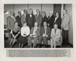 Photograph of Cal State Affiliates Board, 1986-1987