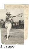 Corinne Henry, 1925 women's tennis competition