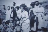 Photograph of Dayton Dawson's Apricot Pitting Crew