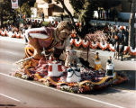 Pasadena Tournament of Roses Parade--Arcadia Float, 1984